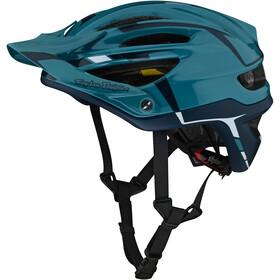 Troy Lee Designs A2 MIPS Helmet sliver marine